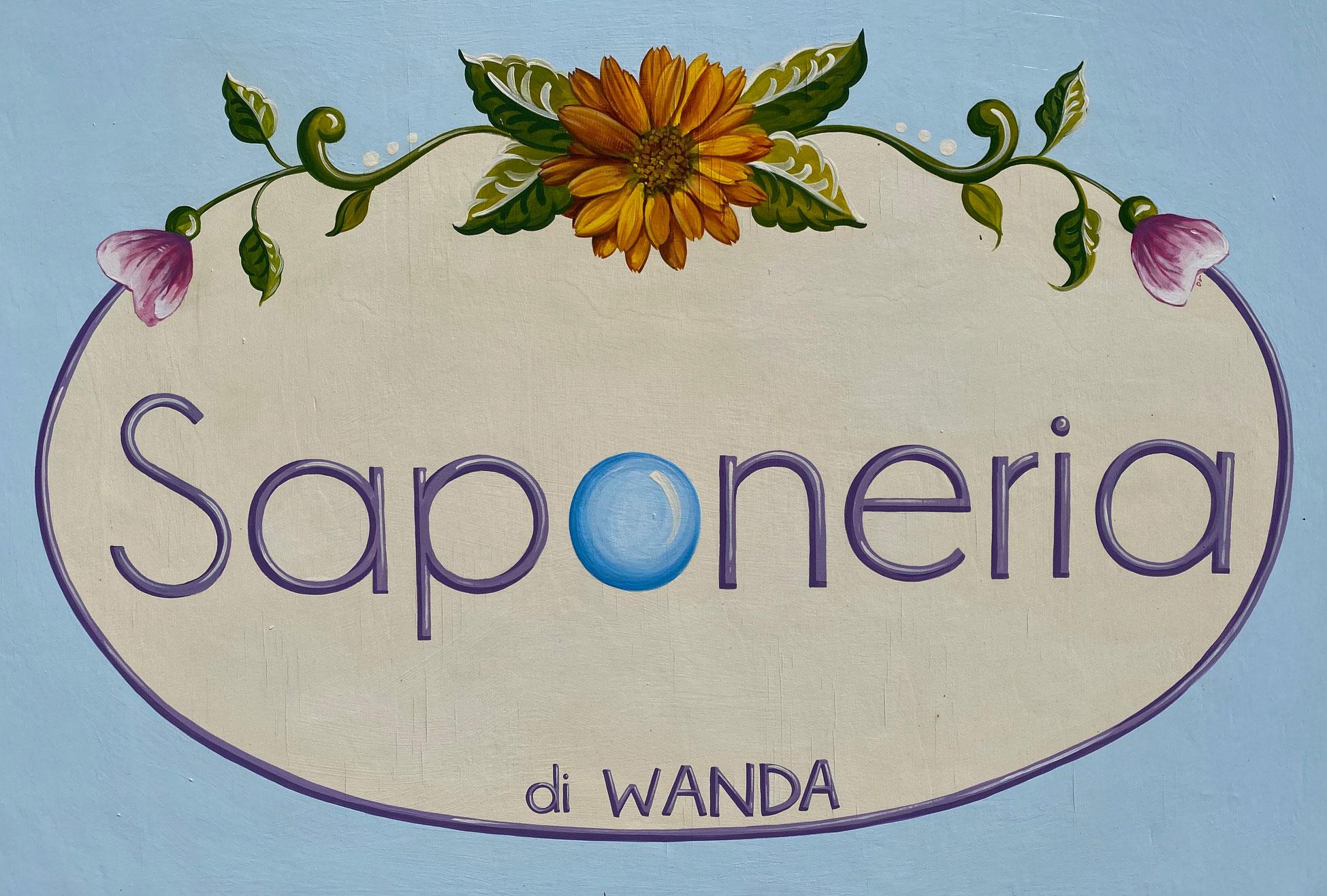 Saponeria di Wanda